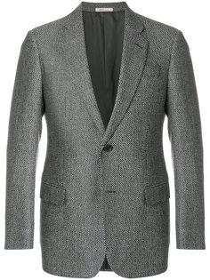 твидовый пиджак Armani Collezioni