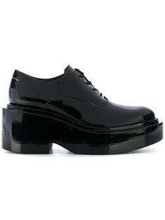 platform lace-up shoes Mm6 Maison Margiela