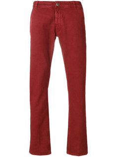 брюки стандартного кроя Pt01