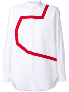 рубашка с воротником-стойкой Ports 1961