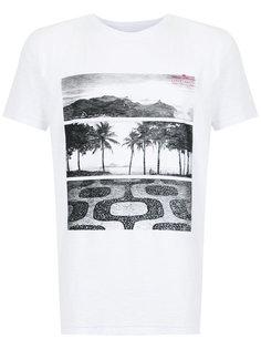 Rio de Janeiro print T-shirt Osklen