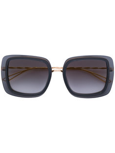солнцезащитные очки в квадратной оправе Elie Saab