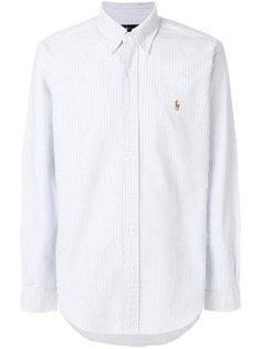 рубашка в тонкую полоску Polo Ralph Lauren