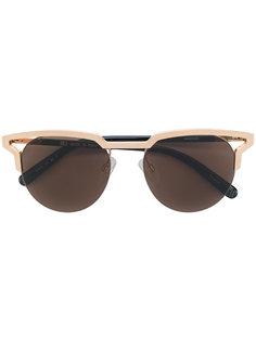 солнцезащитные очки в оправе кошачий глаз Ill.I