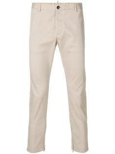 брюки строгого кроя Dsquared2