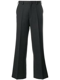 строгие брюки клеш  Maison Margiela