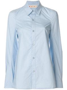 классическая приталенная рубашка  Marni