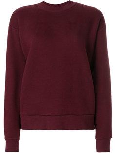 флисовая толстовка-пуловер Dense T By Alexander Wang