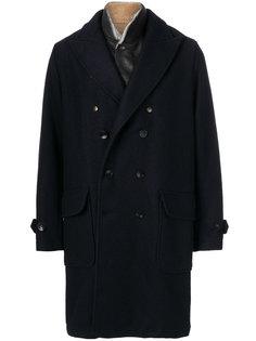 однобортное пальто East Harbour Surplus