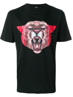 футболка с графическим принтом Marcelo Burlon County Of Milan
