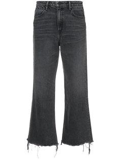 широкие джинсы Alexander Wang