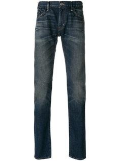 джинсы кроя слим Burberry