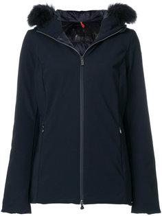 куртка-пуховик Winter Storm с лисьим мехом Rrd