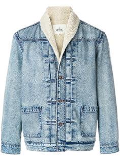 джинсовая куртка с потертой отделкой Levis: Made & Crafted