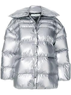 пальто-пуховик Off-White