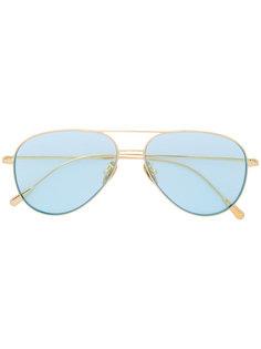 солнцезащитные очки-авиаторы Cutler & Gross