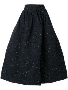 расклешенная юбка со вставками  Sofie Dhoore