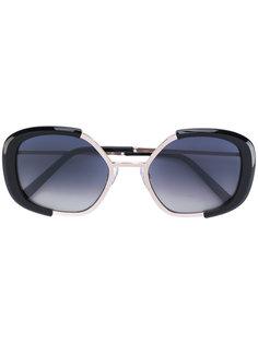 солнцезащитные очки геометрической формы Cutler & Gross