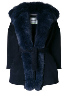 shearling coat  Ava Adore