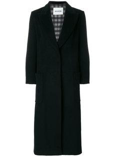 long single breasted coat  Ava Adore