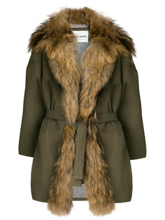 shearling coat  Ava Adore