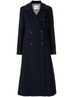 двубортное пальто Ava Adore