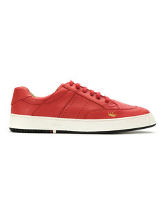 leather lace-up sneakers Osklen