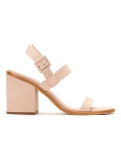 block heel sandals Osklen