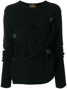 свитер с пуговицами Vivienne Westwood Anglomania