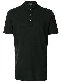 классическая футболка-поло Emporio Armani