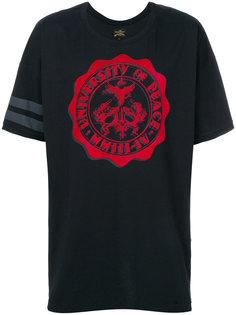 футболка University Of Peace Vivienne Westwood Anglomania