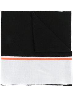 шарф с логотипом Iceberg