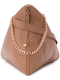 сумка на плечо в форме пирамиды Rhapsody GINGER & SMART