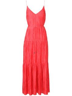 длинное платье Midsummer GINGER & SMART