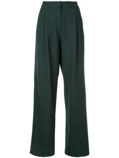брюки клеш с завышенной талией Dion Lee