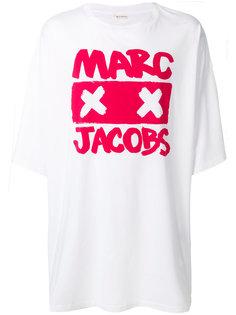 футболка  с логотипом Marc Jacobs