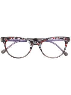 очки в круглой оправе Res Rei