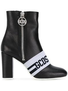 ботинки на молнии Gcds