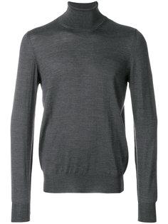 свитер с высокой горловиной Fay