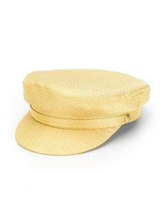 плоская кепка с металлическим отблеском Manokhi