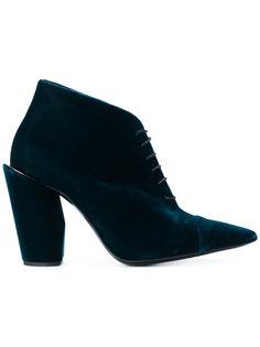ботинки на каблуке Jil Sander