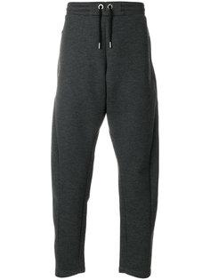фактурные спортивные брюки Ea7 Emporio Armani