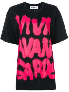 футболка Viva Avant Jeremy Scott