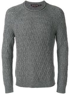 фактурный трикотажный свитер Michael Kors