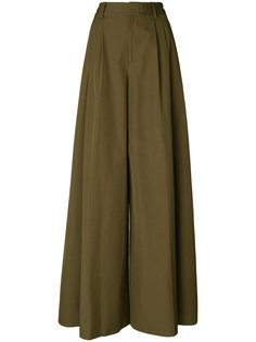 классические брюки палаццо  Alice+Olivia
