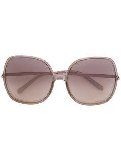 квадратные солнцезащитные очки Chloé Eyewear