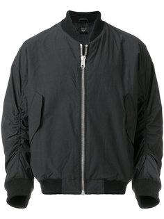 куртка-бомбер на молнии Represent