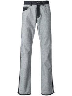 джинсы лоскутного кроя Ports 1961