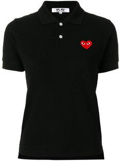 рубашка-поло с логотипом  Comme Des Garçons Play