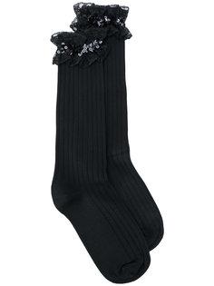 ruffle sequin socks Alyx